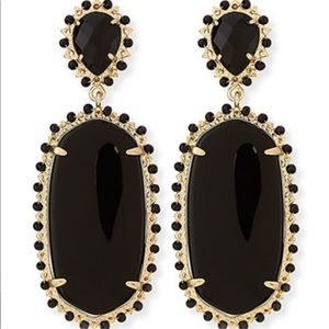 Kendra Scott Parsons earring black